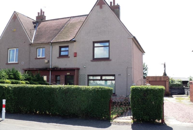 Thumbnail Property to rent in Hawthorn Street, Methil, Leven