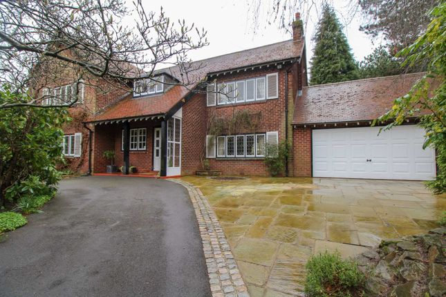 Thumbnail Detached house for sale in Carrwood Road, Bramhall, Stockport