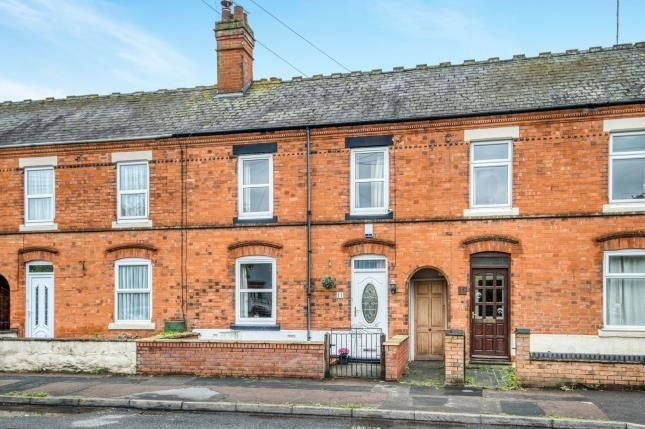 Thumbnail Terraced house for sale in Worcester Road, Evesham, Worcestershire