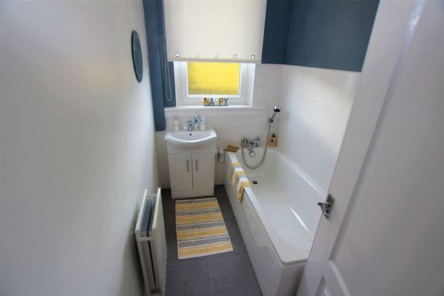 Bathroom of Ghillies Lane, Motherwell ML1