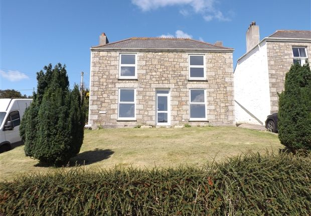 3 bed detached house to rent in Roseworthy, Camborne