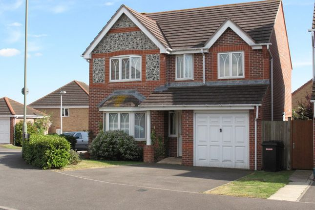 Thumbnail Detached house to rent in Yarrow Close, Thatcham, Thatcham