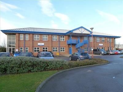 Thumbnail Office for sale in Olympia Building, Saxon Court, Gilbey Road, Grimsby, North East Lincolnshire