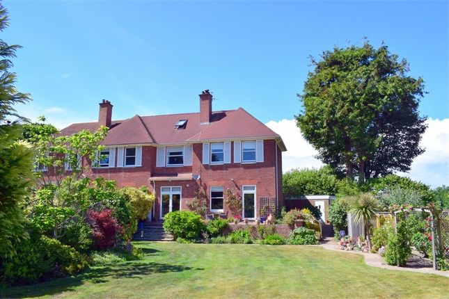 Thumbnail Town house for sale in Cricket Field Lane, Budleigh Salterton