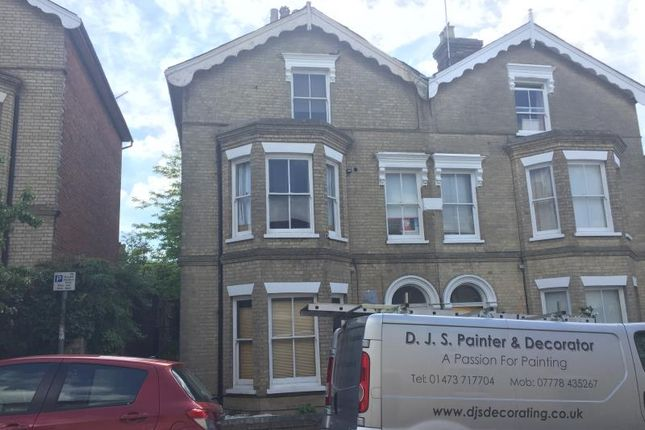 Thumbnail Flat to rent in Orford Street, Ipswich