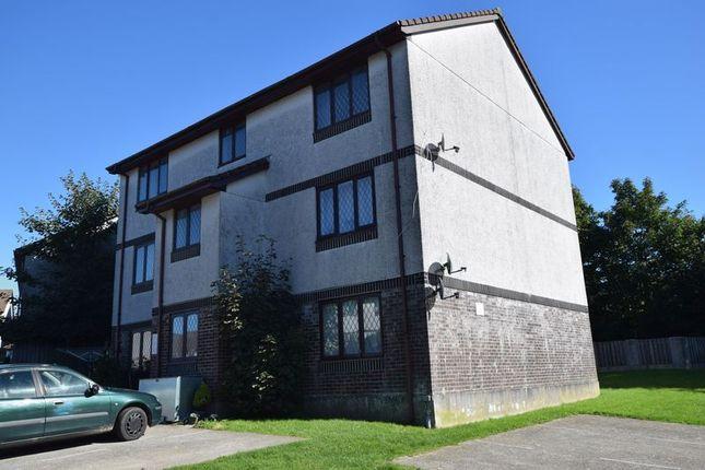 Thumbnail Flat for sale in Lamorna Parc, Callington