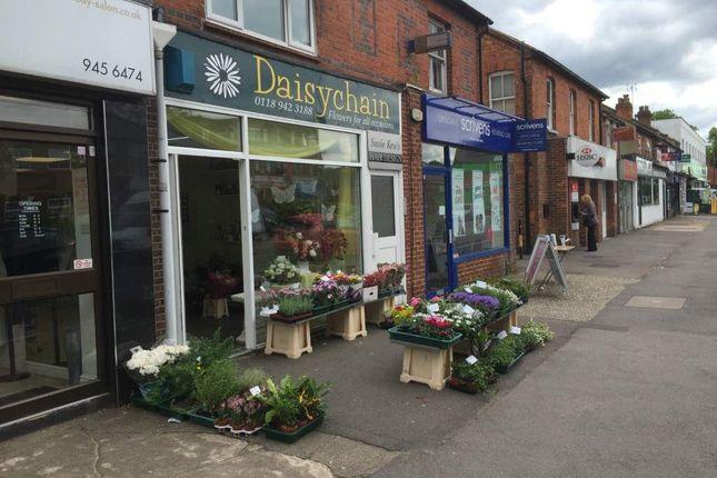 Thumbnail Retail premises for sale in School Road, Tilehurst, Reading