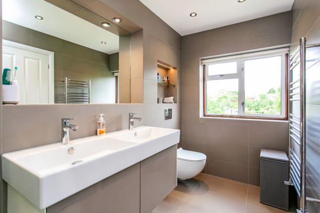 Bathroom of Ridgeway Crescent, Tonbridge, Kent, . TN10