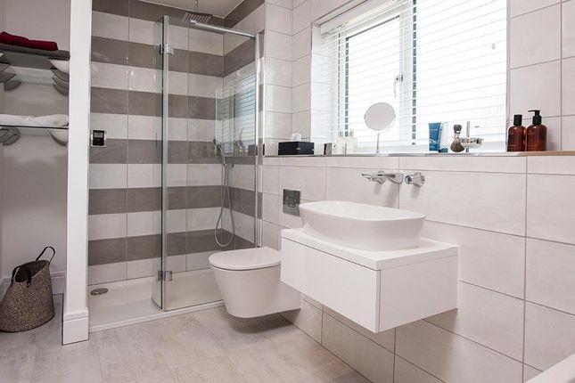 Langham Plot 7 Shower Room