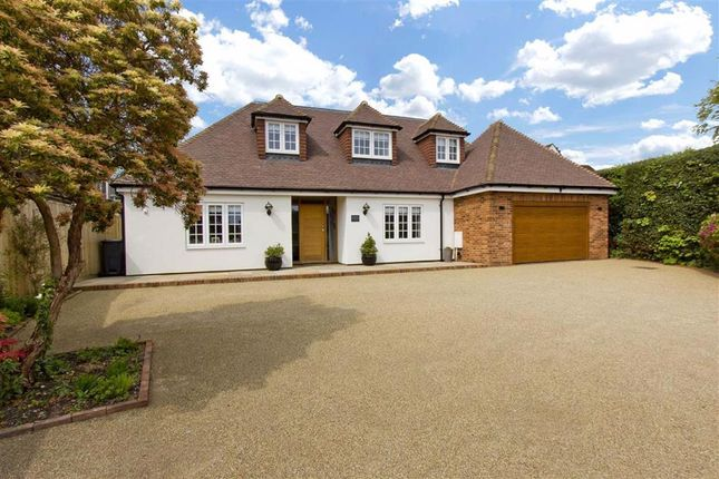 Thumbnail Detached house for sale in Queens Road, Crowborough