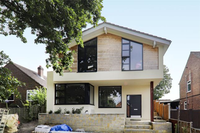 Thumbnail Detached house for sale in Scotland Hill, Sandhurst, Berkshire
