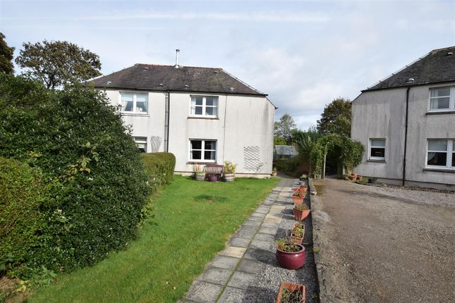 3 bed town house for sale in Abercairney Place, Blackford, Auchterarder