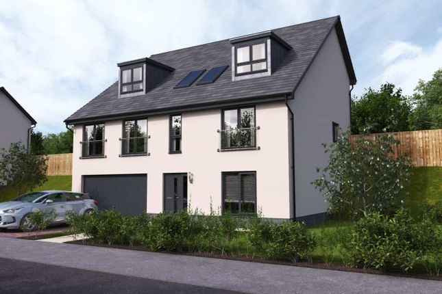 """Thumbnail Detached house for sale in """"Mitchell Split"""" at Ocein Drive, East Kilbride, Glasgow"""