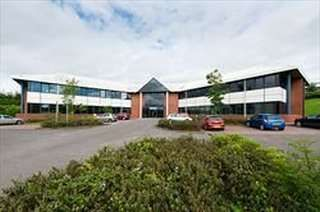 Serviced office to let in Buchan House, Dunfermline
