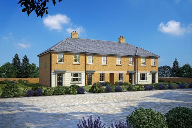 Thumbnail Terraced house for sale in Southfleet Road, Ebbsfleet