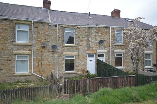 Thumbnail Terraced house to rent in Wesley Terrace, Annfield Plain, Stanley