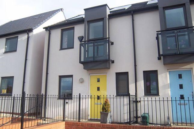Thumbnail Semi-detached house to rent in Othello Road, Wolverhampton