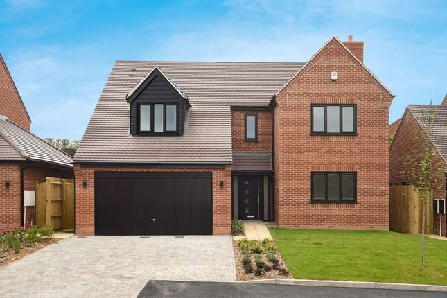 Thumbnail Detached house for sale in The Oak (Plots 6, 10 & 14) Haughton Lane, Bridgnorth