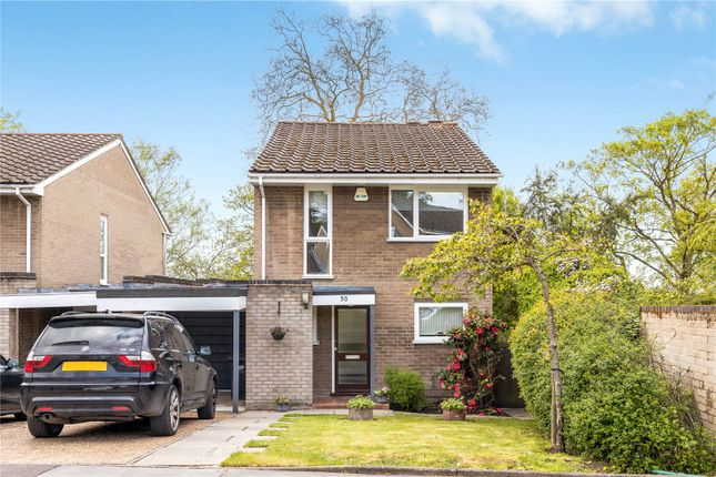 Thumbnail Detached house for sale in Norlands Crescent, Chislehurst