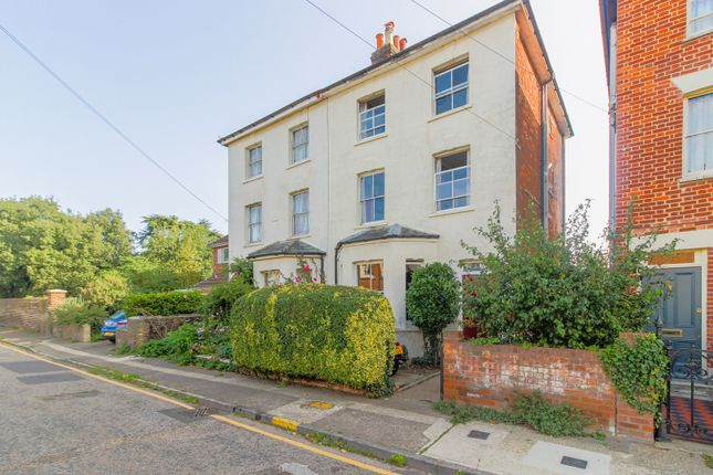Thumbnail Semi-detached house for sale in Roman Road, Colchester, Essex