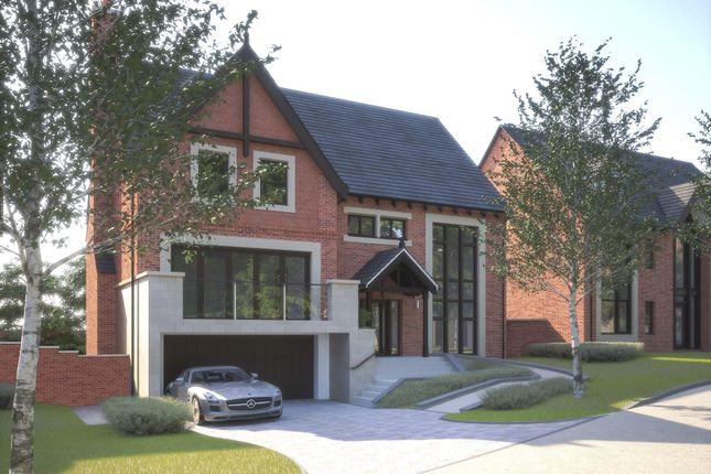 "Thumbnail Detached house for sale in ""Carham"" at La Sagesse, Newcastle Upon Tyne"