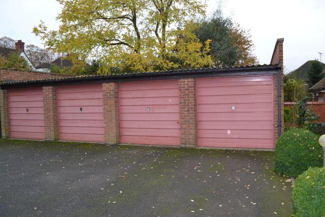 Garage of Homestead Way, Kingsley, Northampton NN2