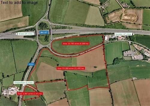 Thumbnail Industrial to let in Kington Langley, Chippenham
