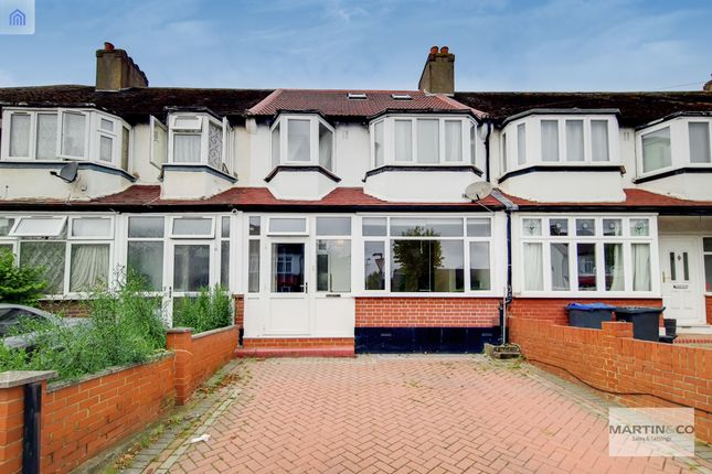 Thumbnail Terraced house for sale in Davidson Road, Addiscombe, Croydon