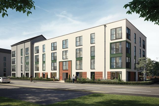 "Flat for sale in ""The Davoli Hr"" at Foundry Lane, Chippenham"