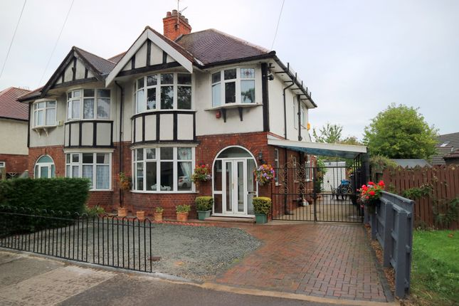 Thumbnail Semi-detached house for sale in Maybury Road, Hull, East Riding Of Yorkshire