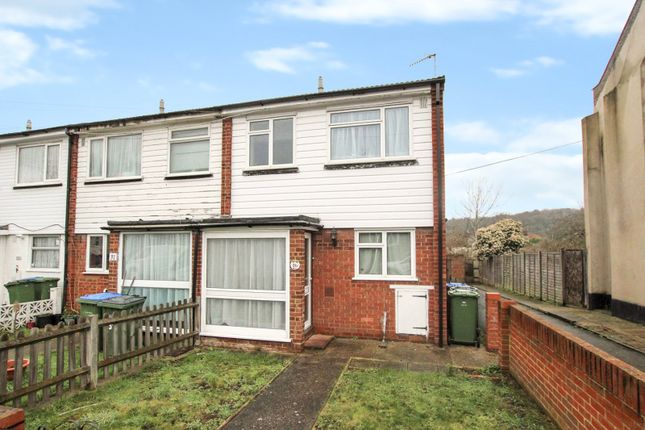Thumbnail End terrace house for sale in Alliance Road, Plumstead