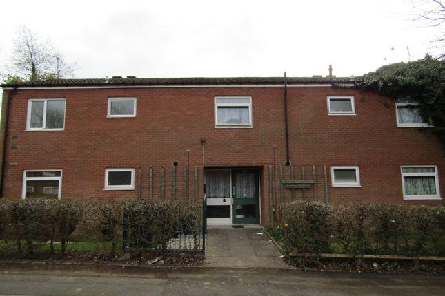External of Brookwood Avenue, Hall Green, Birmingham B28