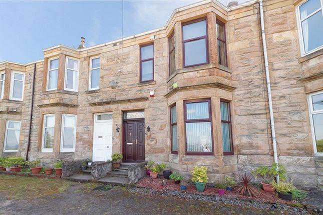 Thumbnail Terraced house for sale in Barrs Brae, Port Glasgow, Renfrewshire