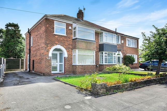 Thumbnail Semi-detached house to rent in Mona Avenue, Heald Green, Cheadle