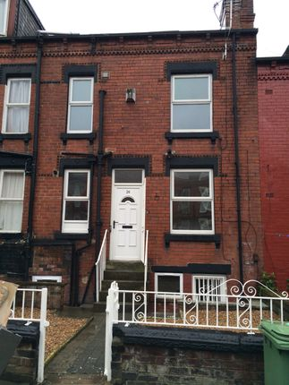 Thumbnail Terraced house to rent in Ashton Terrace, Leeds