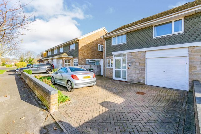 4 bed semi-detached house for sale in Meadow Walk, Gosport PO13