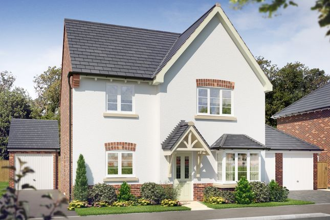 Thumbnail Detached house for sale in The Birchover At Langley Country Park, Radbourne Lane, Derby