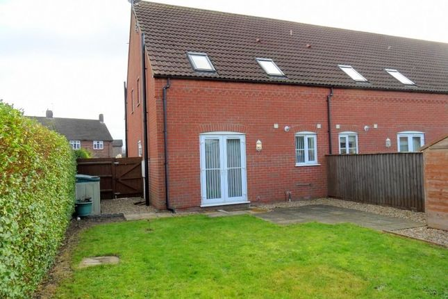 1 bed terraced house to rent in Chapel Court, Sutton Bridge, Spalding PE12