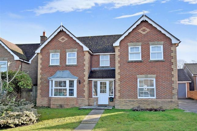 Thumbnail Detached house for sale in New Barn Lane, Uckfield, East Sussex