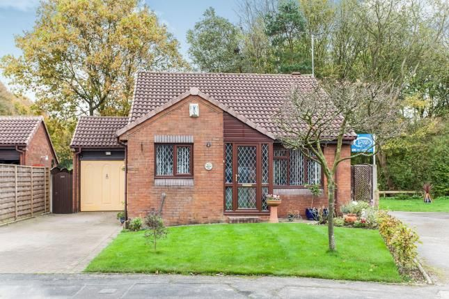 Thumbnail Bungalow for sale in Hudson Close, Old Hall, Warrington, Cheshire