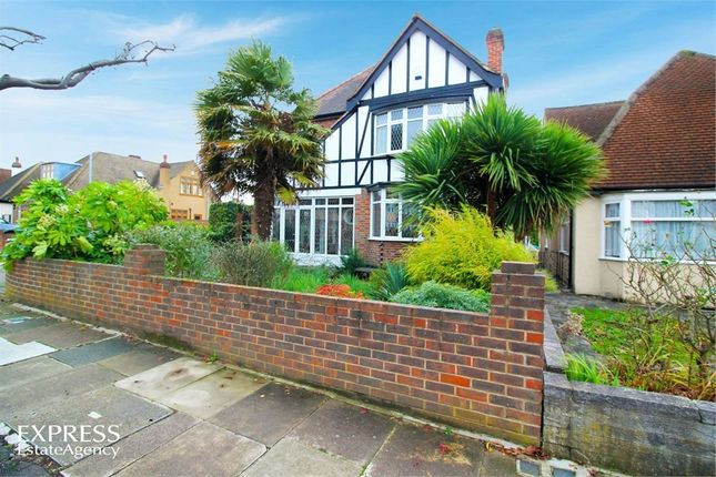 Thumbnail Detached house for sale in Marlborough Drive, Ilford, Greater London