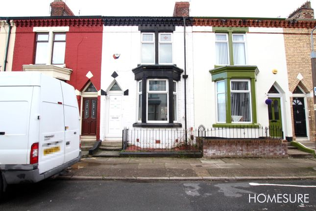 3 bed terraced house to rent in Makin Street, Anfield, Liverpool L4