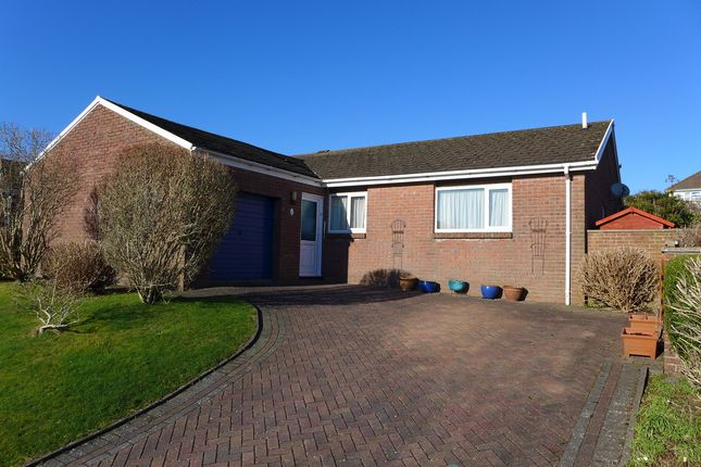 Thumbnail Detached bungalow for sale in Shakespeare Close, Priory Park, Haverfordwest