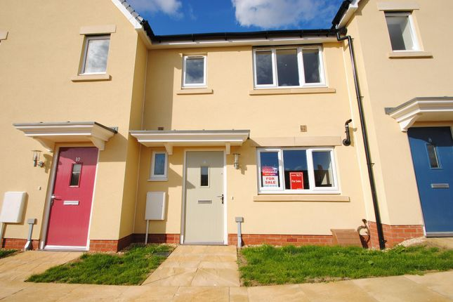 Thumbnail Terraced house for sale in Plot 163, Arable Place, Bishops Cleeve