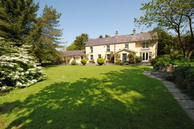 Thumbnail Country house for sale in Knelston, Reynoldston, Swansea