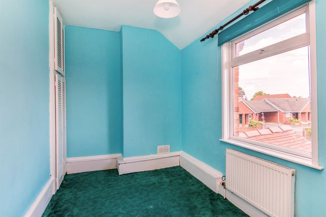 Bedroom Two: of James Street, Uttoxeter ST14