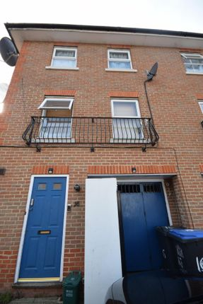 Thumbnail Town house for sale in Oaklands Wood, Hatfield