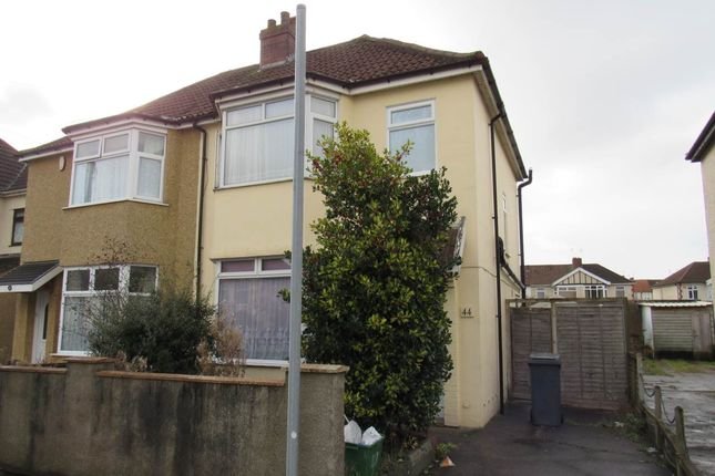 Thumbnail Property to rent in Wades Road, Filton, Bristol