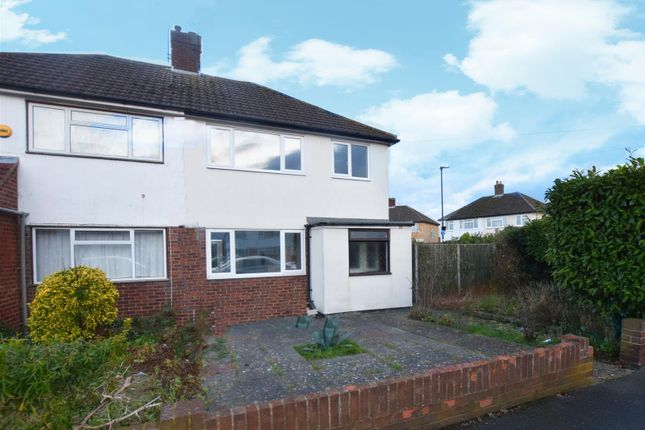 Thumbnail Semi-detached house to rent in Forge Lane, Feltham