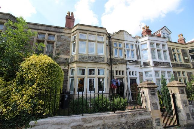 Thumbnail Terraced house for sale in Fishponds Road, Fishponds, Bristol